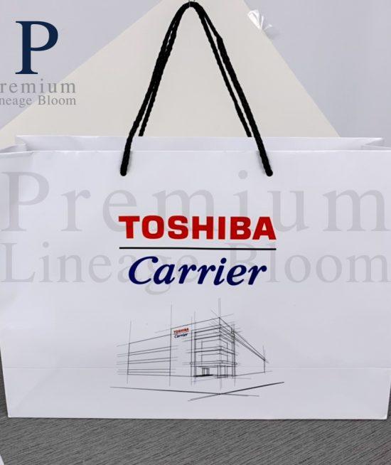 ถุงกระดาษ Toshiba Carrier
