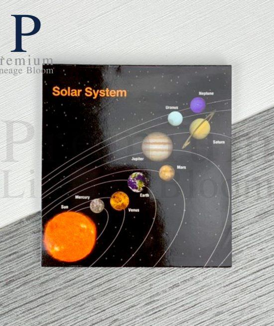 กระดาษก้อน Solar System