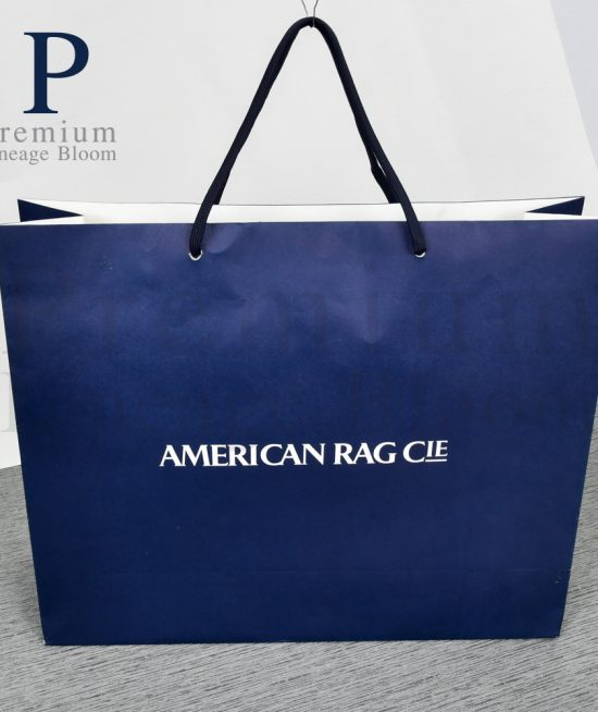 ถุงกระดาษ american rag
